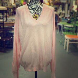 Pink Christian Dior sweater